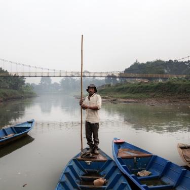 Pt. 1 - Vivere lungo il fiume più inquinato del mondo