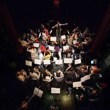 Genesi di un'orchestra: il Maestro Melozzi e l'ONC di Milano - ongoing project