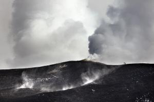 Cronache dal monte Etna