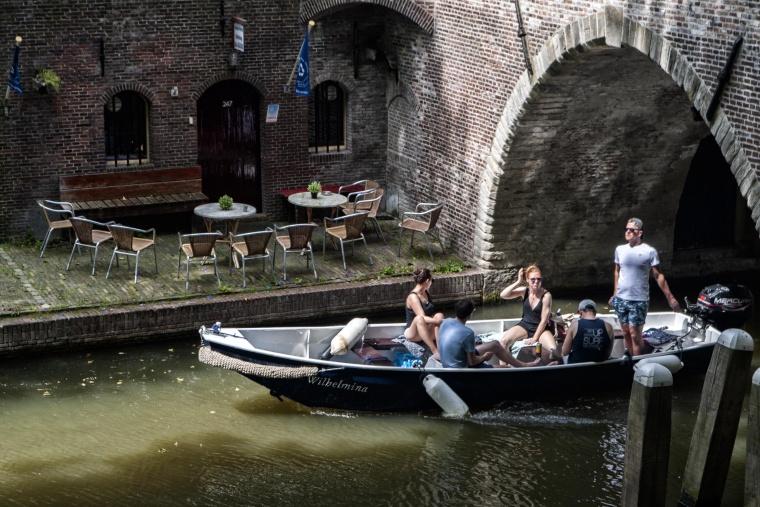 Olanda, UTRECHT: Riempire gli spazi vuoti