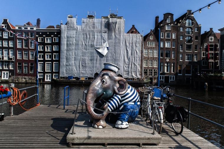 Olanda, AMSTERDAM: Prima o poi non me ne andrò