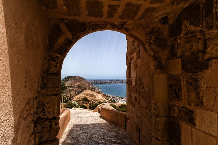 Spagna, ALICANTE: Temo il sole, ora più che mai