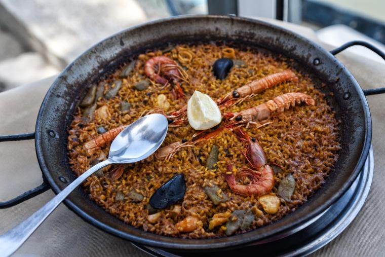 Spagna, VALENCIA: Sogno di un risotto alle lumache andato a male la notte prima della miglior paella di Spagna