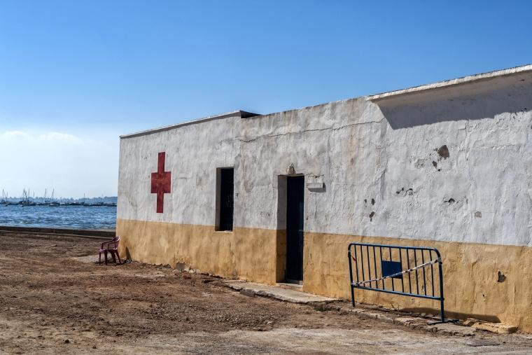 Spagna, SAN PEDRO DEL PINATAR: Mal di Spagna