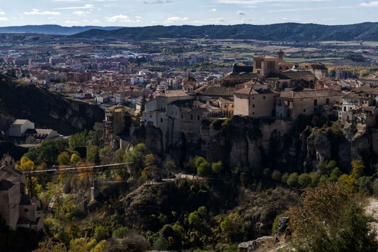 Spagna, CUENCA: Scrivevo silenzi, notti, segnavo l'inesprimibile. Fissavo vertigini (A. Rimbaud)
