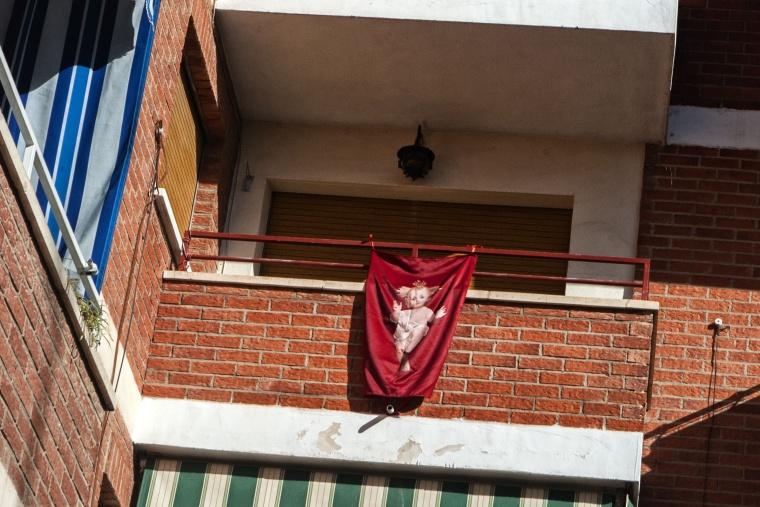 Spagna, ALHAMA DE MURCIA: Arancio Natal