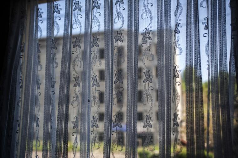 Francia, METZ: La finestra sul COVID-19