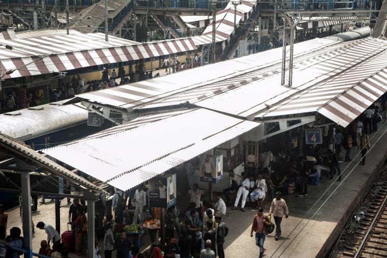 India, PATNA - BODH GAYA: La magia dei ritardi delle ferrovie indiane