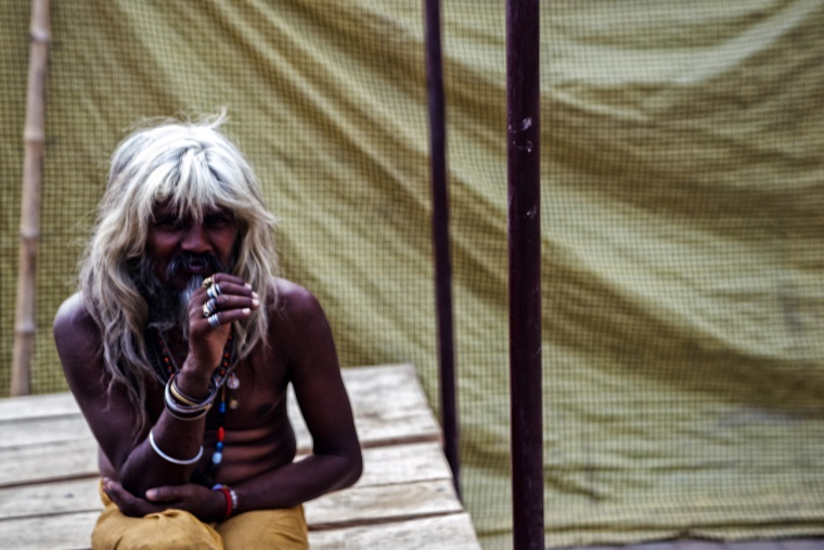 India, ALLAHABAD: Scene da un matrimonio