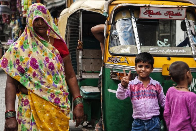 India, AGRA - NUOVA DELHI: Ok, magari avrò visto troppe volte Hostel ma...