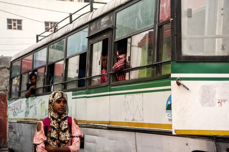 India, NUOVA DELHI - HARIDWAR: Momenti a gravità zero