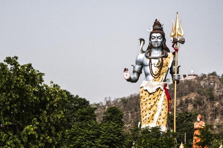 India, HARIDWAR: Quei momenti in cui pubblichi l'articolo del giorno e dimentichi di metterci un titolo...