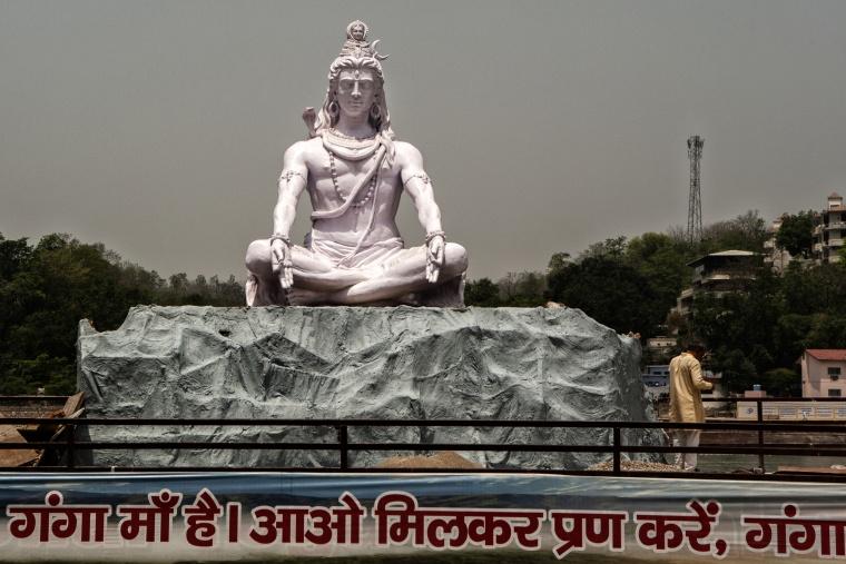 INDIA: Ultima fermata: Rishikesh