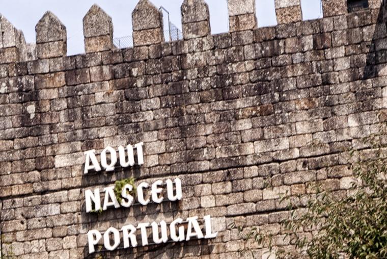 Portogallo, GUIMARAES: Crisi di astinenza da audiolibri
