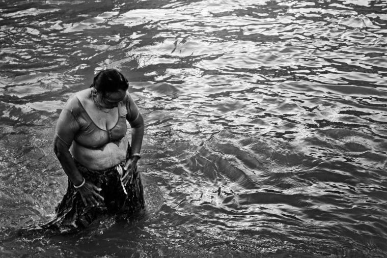 INDIA: Ms Ganga and Mrs Yamuna