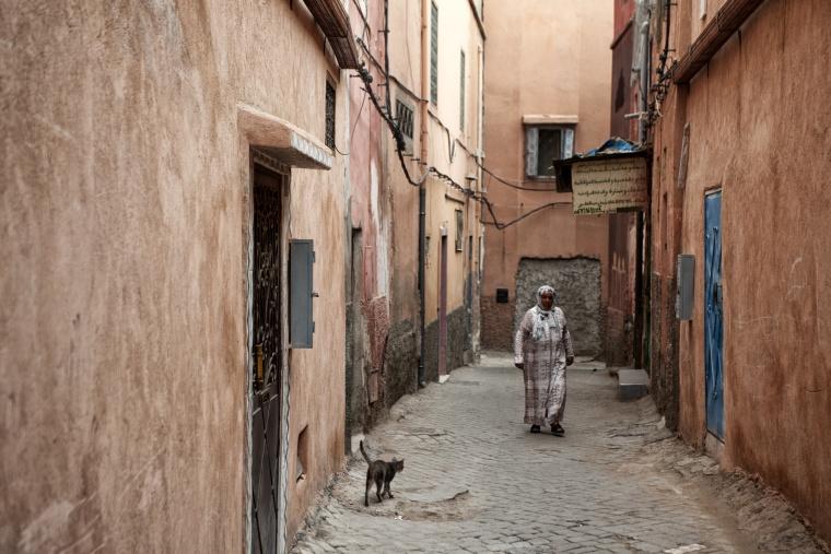 Marocco, MARRAKECH: Credo, anzi no, sono sicura di aver tentato di shazamare la preghiera di un Muezzin…