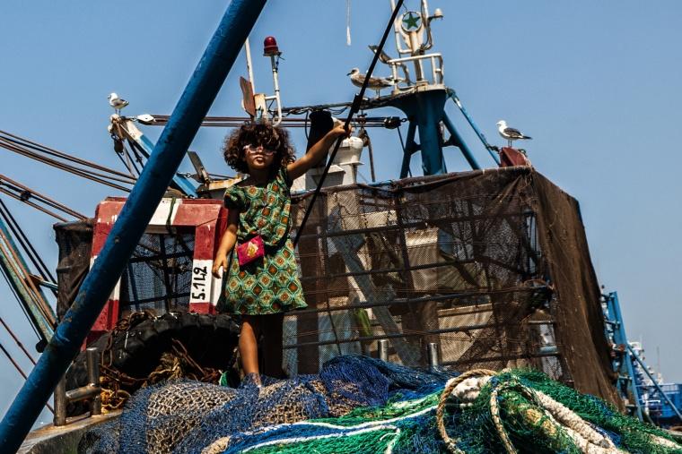 Marocco, ESSAOUIRA: Vi va di fare un giro al porto?