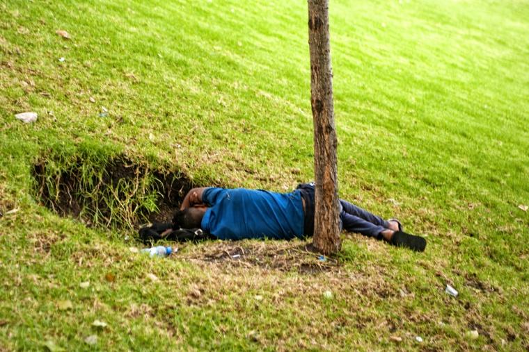 Marocco, TANGER: Incubo di una notte senza cuscino