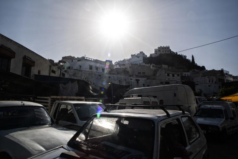 Marocco, MOULAY IDRISS: Fatemi capire… perché soltanto io non posso condividere il taxi?