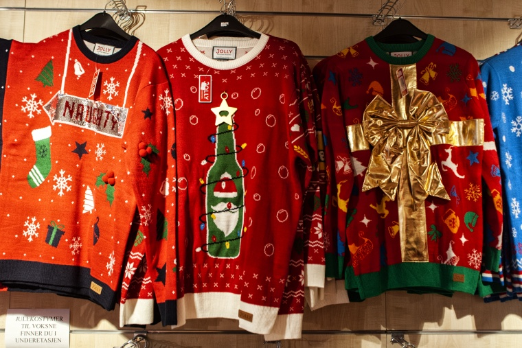 Norvegia, BERGEN: L'outfit perfetto
