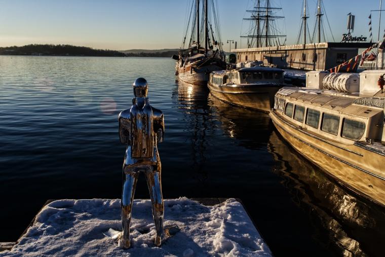 Norvegia, OSLO: Flashback e blackout