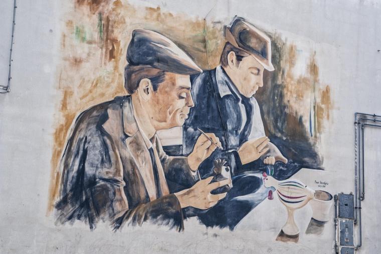 Italia, GRAVINA IN PUGLIA: La (Coca) Cola Cola