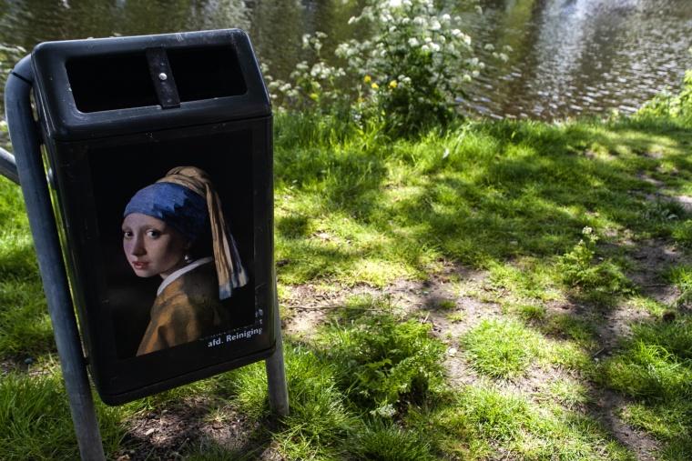 Olanda, DELFT: I ricordi confondono il presente