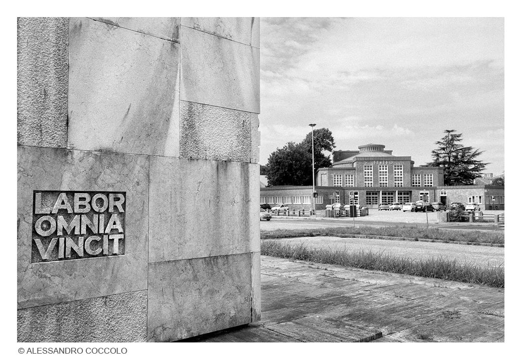 Torviscosa - theoretical city