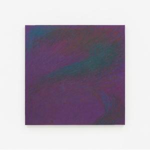 Un inutile rammarico, 2017, olio su tela, 70 x 70 cm